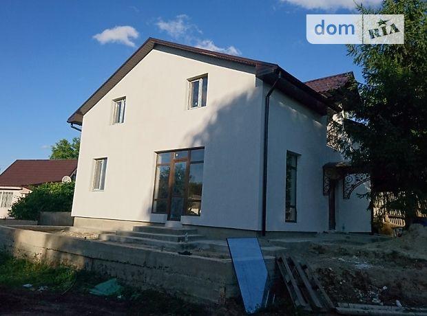 двухэтажный дом с балконом, 200 кв. м, газобетон. Продажа в Песочине (Харьковская обл.) фото 1