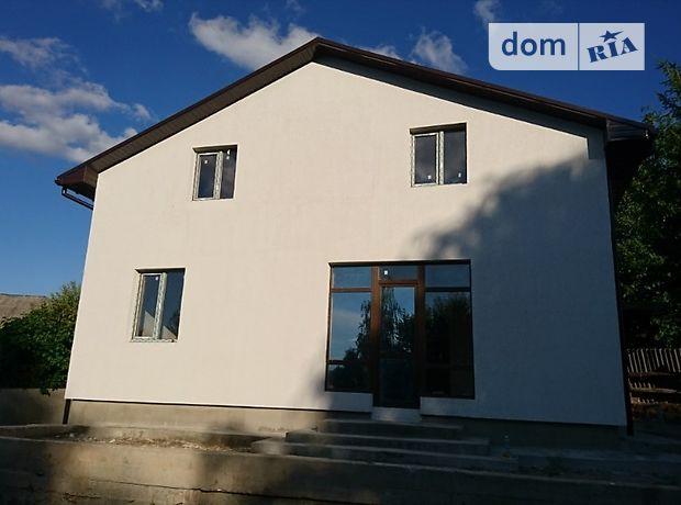 двоповерховий будинок з балконом, 200 кв. м, газобетон. Продаж в Пісочині (Харківська обл.) фото 1
