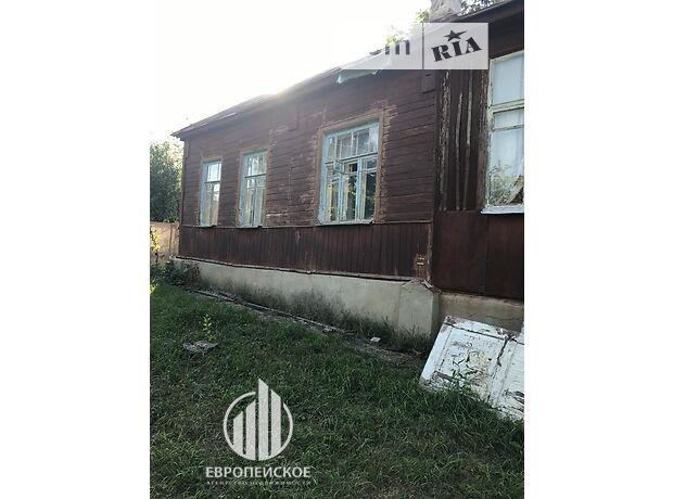 одноэтажный дом, 66 кв. м, дерево и кирпич. Продажа в Пивденном (Харьковская обл.) фото 1