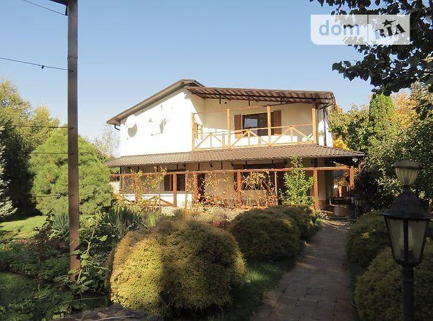 двухэтажный дом с гаражом, 226 кв. м, кирпич. Продажа в Рае-Оленовке (Харьковская обл.) фото 1