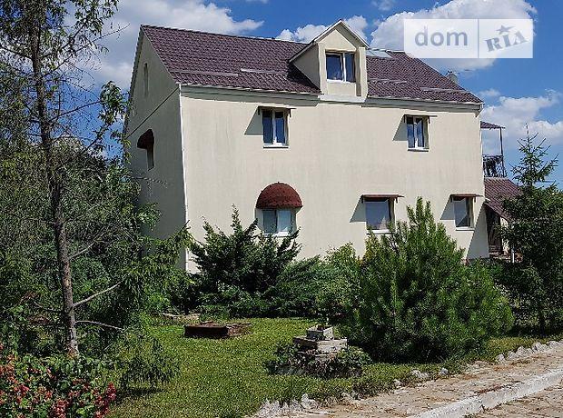 трехэтажный дом с камином, 370 кв. м, кирпич. Продажа в Родичах (Харьковская обл.) фото 1