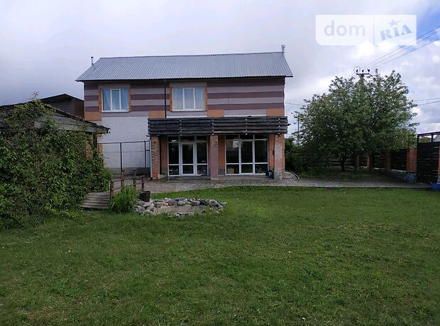 двухэтажный дом с камином, 127 кв. м, кирпич. Продажа в Родичах (Харьковская обл.) фото 1