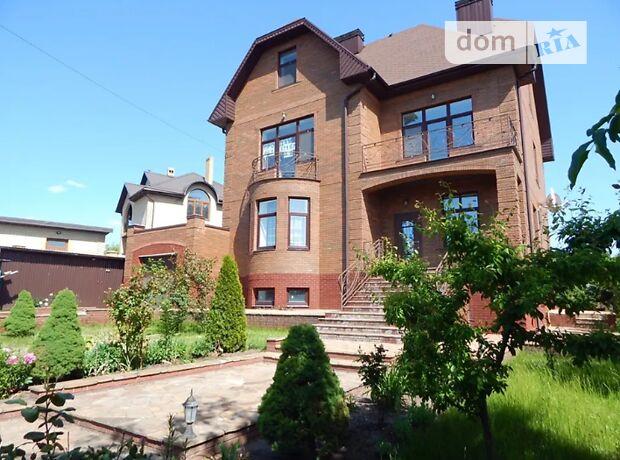 трехэтажный дом, 498 кв. м, кирпич. Продажа в Родичах (Харьковская обл.) фото 1