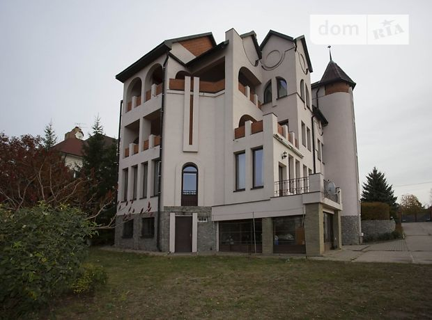 трехэтажный дом с камином, 850 кв. м, кирпич. Продажа в Родичах (Харьковская обл.) фото 1
