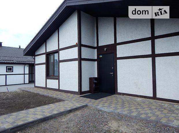 одноэтажный дом с камином, 168 кв. м, газобетон. Продажа в Русских Тишках (Харьковская обл.) фото 1