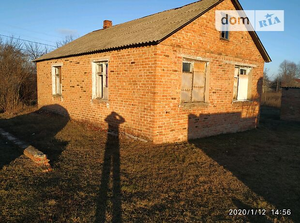 одноэтажный дом, 51 кв. м, кирпич. Продажа в Русских Тишках (Харьковская обл.) фото 1