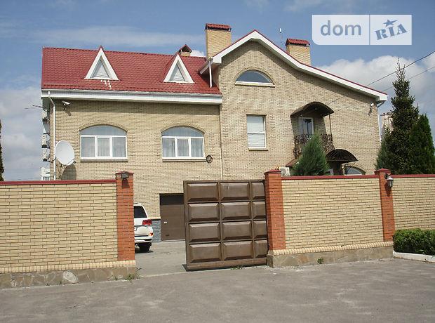двухэтажный дом с камином, 420 кв. м, кирпич. Продажа в Харькове район Салтовка фото 1