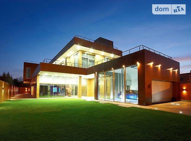 трехэтажный дом с садом, 980 кв. м, монолит. Продажа в Харькове район Шатиловка фото 1