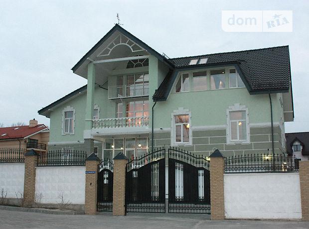четырехэтажный дом с гаражом, 850 кв. м, кирпич. Продажа в Харькове район Шевченковский фото 1
