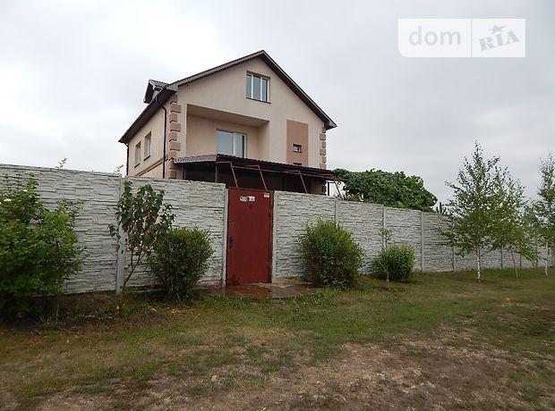 трехэтажный дом с садом, 420 кв. м, кирпич. Продажа в Степанках (Харьковская обл.) фото 1