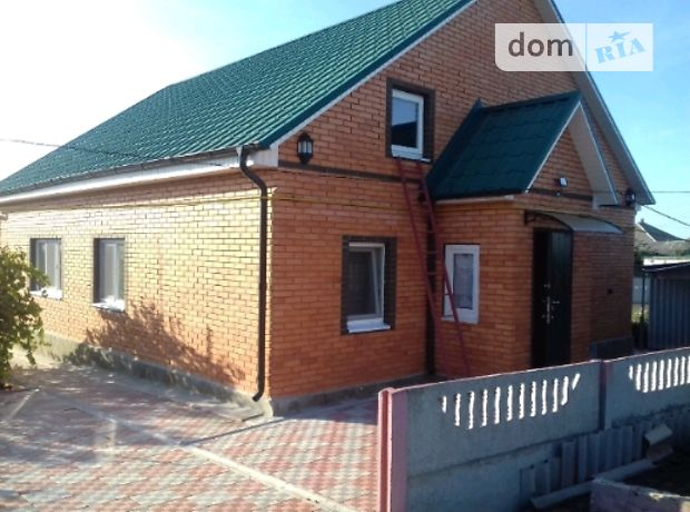 одноэтажный дом с садом, 90 кв. м, кирпич. Продажа в Терновой (Харьковская обл.) фото 1