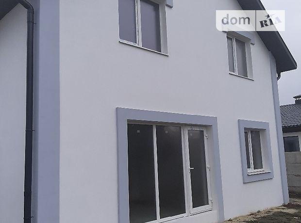 двухэтажный дом с террасой, 140 кв. м, газобетон. Продажа в Циркунах (Харьковская обл.) фото 1