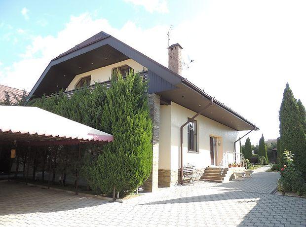 двухэтажный дом с камином, 225 кв. м, кирпич. Продажа в Циркунах (Харьковская обл.) фото 1