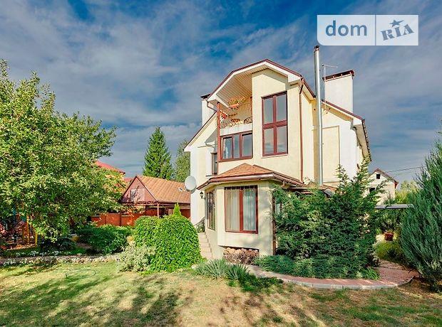 двухэтажный дом с садом, 256 кв. м, кирпич. Продажа в Высоком (Харьковская обл.) фото 1