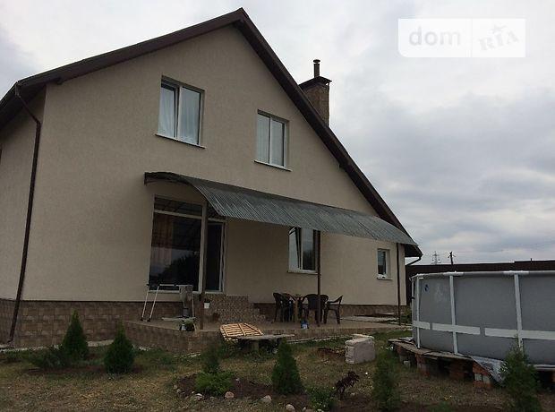 двухэтажный дом с садом, 185 кв. м, термоблок. Продажа в Высоком (Харьковская обл.) фото 1