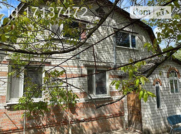 двухэтажный дом с садом, 150 кв. м, кирпич. Продажа в Высоком (Харьковская обл.) фото 1