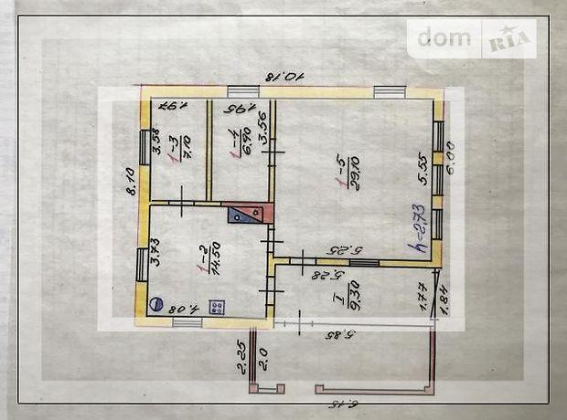 одноэтажный дом, 58 кв. м, кирпич. Продажа в Высоком (Харьковская обл.) фото 1