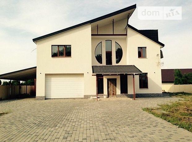 двухэтажный дом с балконом, 300 кв. м, кирпич. Продажа в Затишье (Харьковская обл.) фото 1
