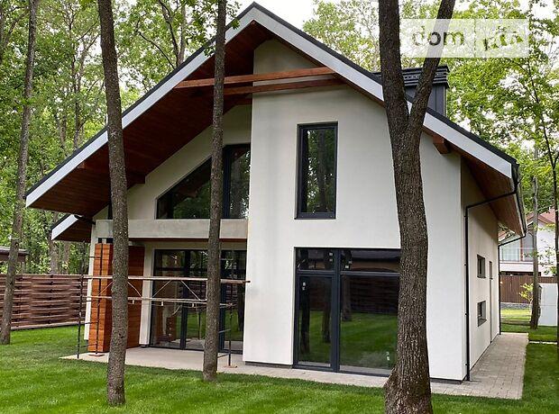 двухэтажный дом без мебели, 190 кв. м, газобетон. Продажа в Харькове фото 1