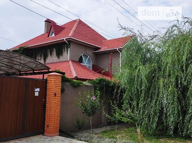 двухэтажный дом с балконом, 340 кв. м, ракушечник (ракушняк). Продажа в Херсоне район Мельницы фото 1