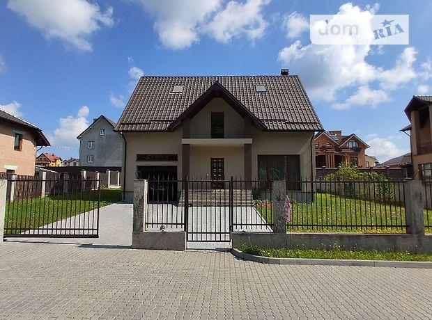 двоповерховий будинок з каміном, 187.6 кв. м, цегла. Продаж в Хмельницькому, район Дехтярка фото 1