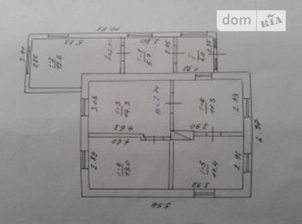 Продажа дома, 72м², Хмельницкий, р‑н.Дубово