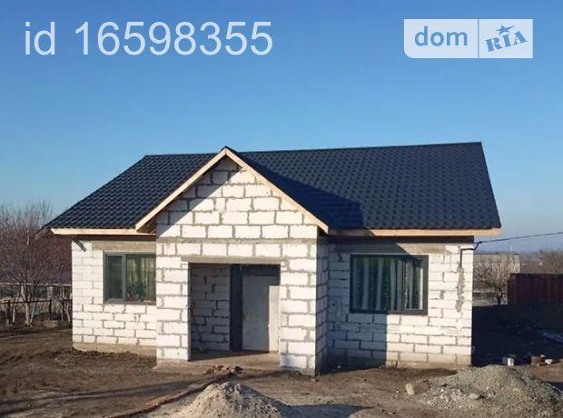 двухэтажный дом, 95 кв. м, пеноблок. Продажа в Хмельницком район Книжковцы фото 1