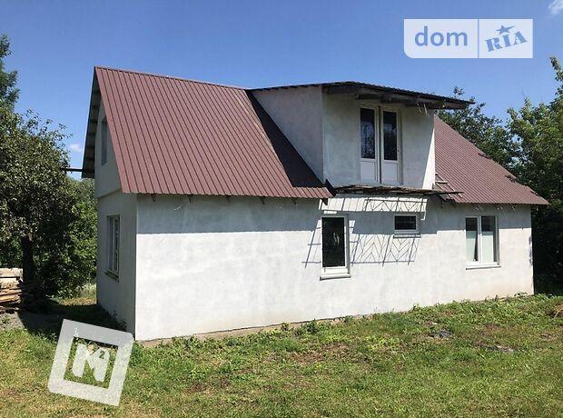 двухэтажный дом с садом, 120 кв. м, газобетон. Продажа в Малашовцах (Хмельницкая обл.) фото 1