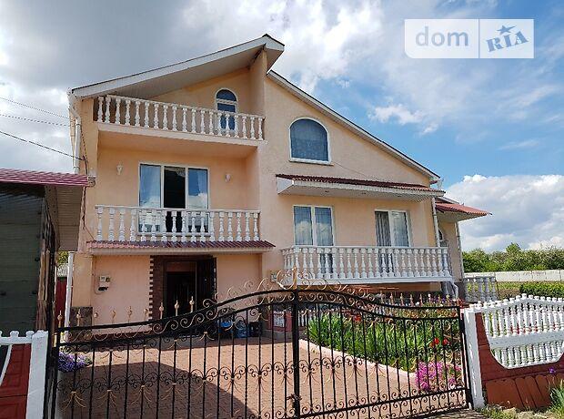 двухэтажный дом, 220 кв. м, кирпич. Продажа в Мацковцах (Хмельницкая обл.) фото 1