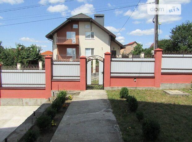 трехэтажный дом с садом, 335.5 кв. м, кирпич. Продажа в Хмельницком район Озёрный фото 1