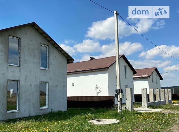 двухэтажный дом, 103 кв. м, газобетон. Продажа в Хмельницком район Раково фото 1