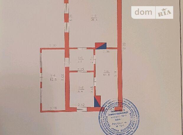 одноэтажный дом, 67 кв. м, кирпич. Продажа в Россоше (Хмельницкая обл.) фото 1