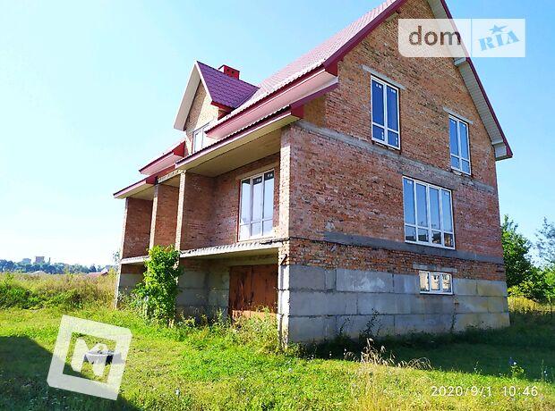 двухэтажный дом с камином, 200 кв. м, кирпич. Продажа в Шаровечке (Хмельницкая обл.) фото 1