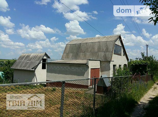 двухэтажный дом с подвалом, 104 кв. м, кирпич. Продажа в Выдровые Долы (Хмельницкая обл.) фото 1