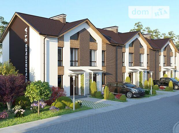 двухэтажный дом с балконом, 83 кв. м, кирпич. Продажа в Хмельницком район Выставка фото 1