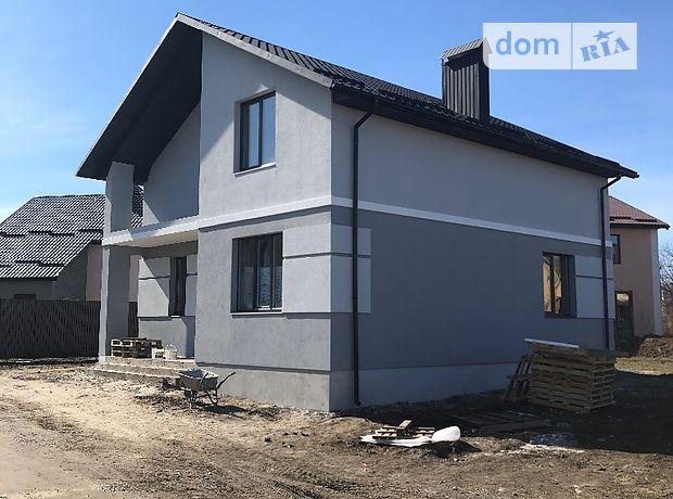 двухэтажный дом, 135 кв. м, пеноблок. Продажа в Хмельницком район Загот Зерно фото 1