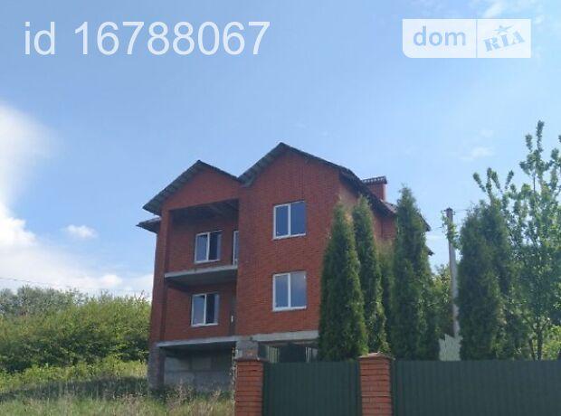 двухэтажный дом с балконом, 195 кв. м, кирпич. Продажа в Хмельницком фото 1