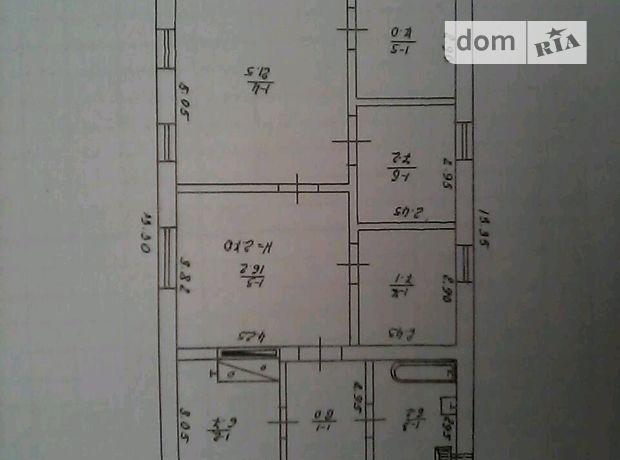 одноэтажный дом с камином, 80 кв. м, кирпич. Продажа в Хороле район Хорол фото 1
