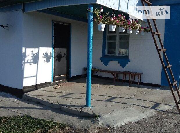 одноэтажный дом с садом, 79 кв. м, кирпич. Продажа в Лещиновке (Черкасская обл.) фото 1
