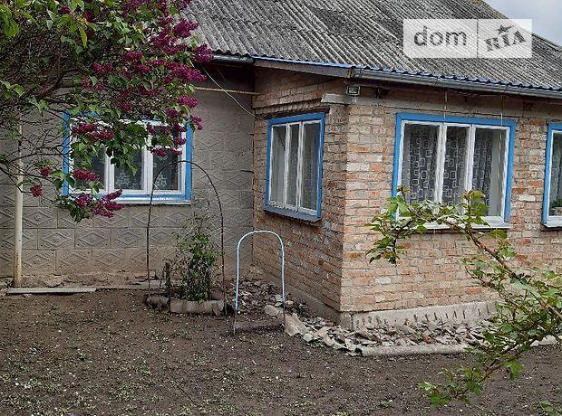 одноэтажный дом с садом, 73.4 кв. м, глинобитный. Продажа в Верхнячке (Черкасская обл.) фото 1