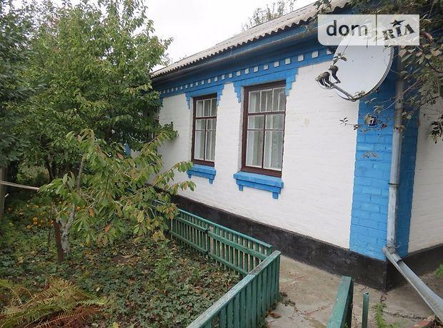 одноэтажный дом с садом, 80 кв. м, кирпич саманный. Продажа в Христиновке фото 1