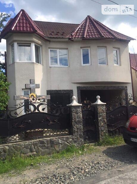 двухэтажный дом с подвалом, 240 кв. м, кирпич. Продажа в Хусте район Хуст фото 1