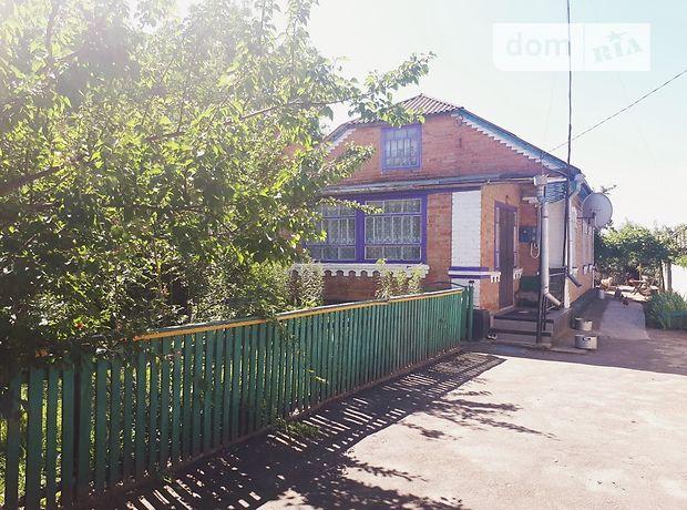 одноэтажный дом с верандой, 80 кв. м, кирпич. Продажа в Ильинцах фото 1