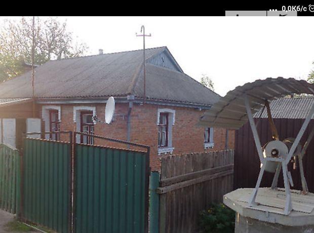 одноэтажный дом с верандой, 98 кв. м, кирпич. Продажа в Ильинцах фото 1