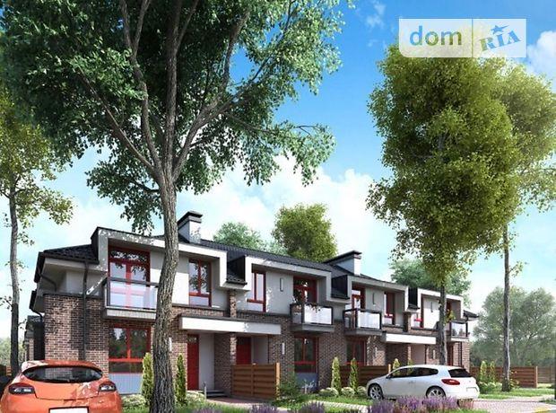 двухэтажный дом с балконом, 100 кв. м, кирпич. Продажа в Ирпене район Ирпень фото 1