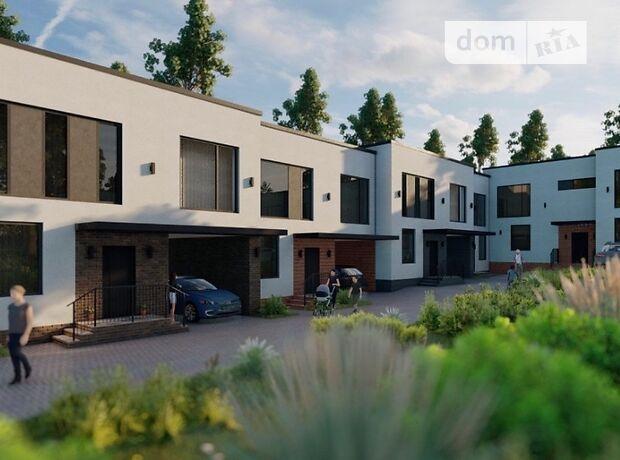 двухэтажный дом с террасой, 110 кв. м, газобетон. Продажа в Ирпене район Ирпень фото 1