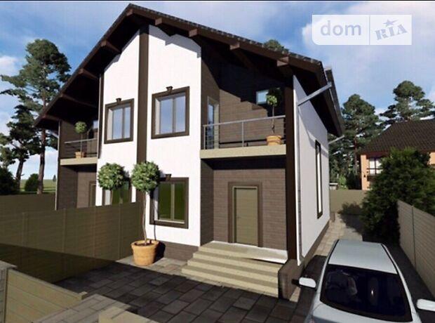 двухэтажный дом, 95 кв. м, газобетон. Продажа в Ирпене район Ирпень фото 1