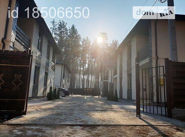 трехэтажный дом с террасой, 125 кв. м, газобетон. Продажа в Ирпене фото 1