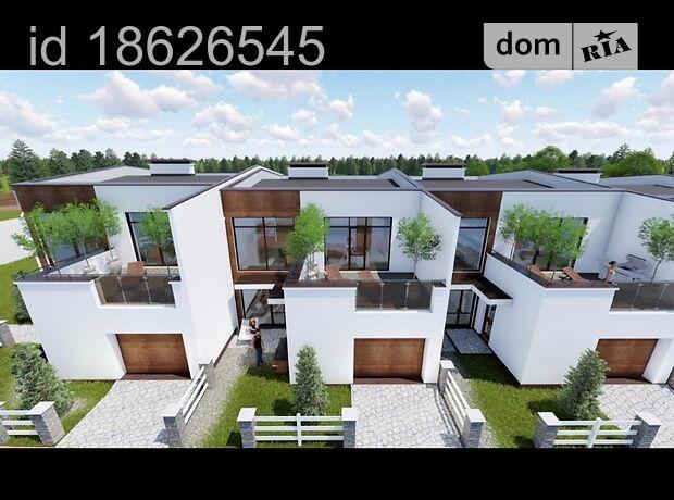 двухэтажный дом с террасой, 140 кв. м, газобетон. Продажа в Ирпене фото 1