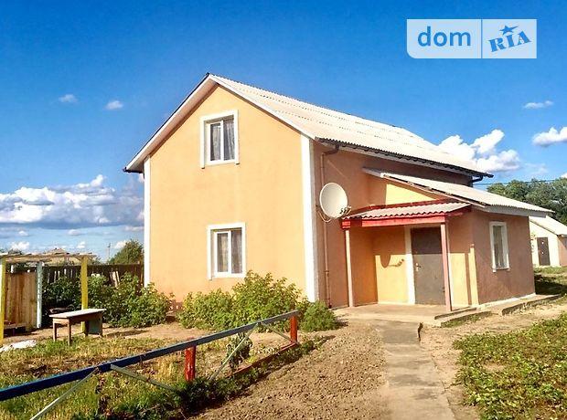 двухэтажный дом с садом, 120 кв. м, газобетон. Продажа в Феневичах (Киевская обл.) фото 1